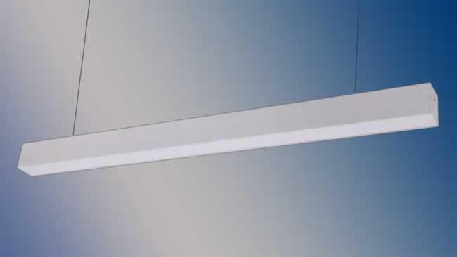 Fluorescent Hanging Lamp (HALO-BR-MX811B)