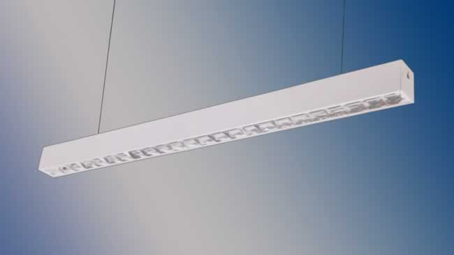 Fluorescent Hanging Lamp (HALO-BR-MX811A)