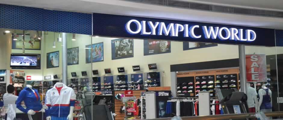 Olympic World