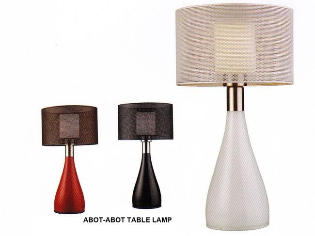 Abot-abot Table Lamp