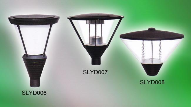 Decorative Street Lights (HALO-SLYD006-08)