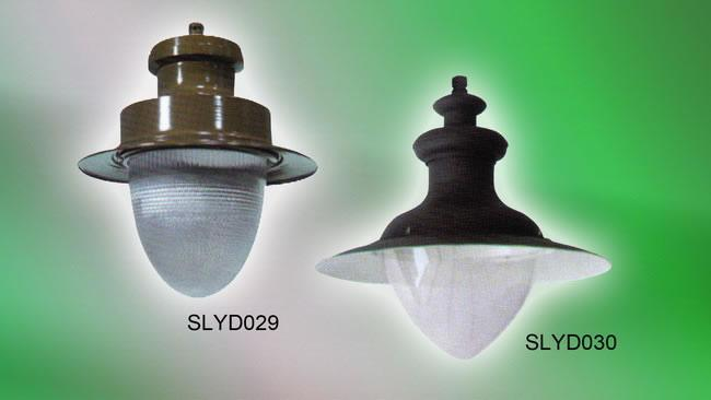 Decorative Street Lights (HALO-SLYD029-030)