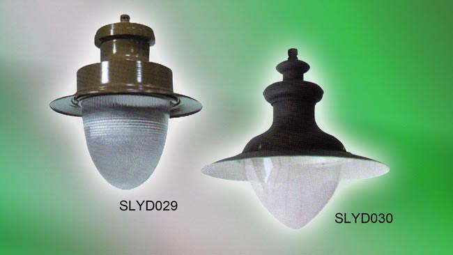 Decorative Street Lights (HALO-SLYD029-030)
