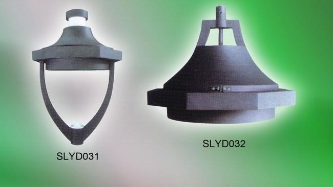 Decorative Street Lights (HALO-SLYD031-032)