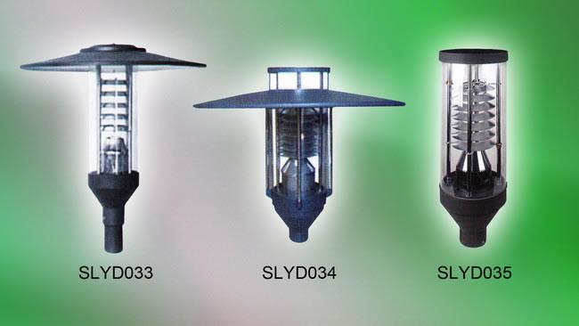 Decorative Street Lights (HALO-SLYD033-035)