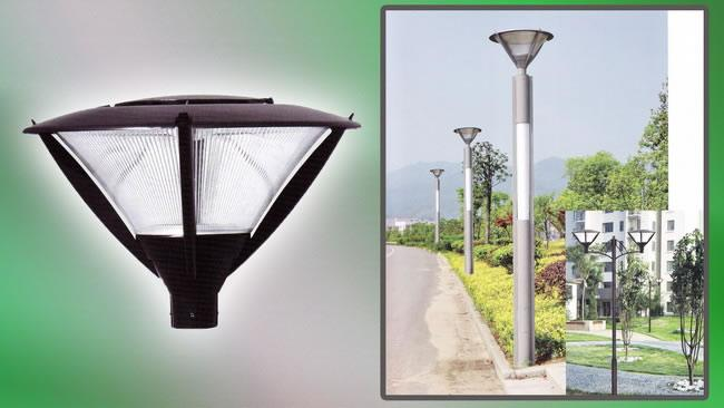 Decorative Street Lights (HALO-SLYM051)