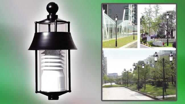 Decorative Street Lights (HALO-SLYM054)