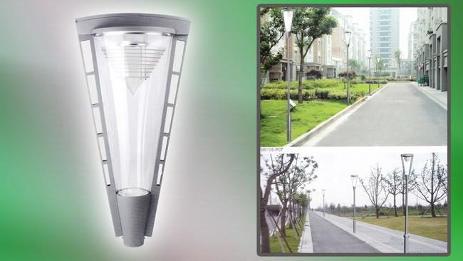 Decorative Street Lights (HALO-SLYM055)