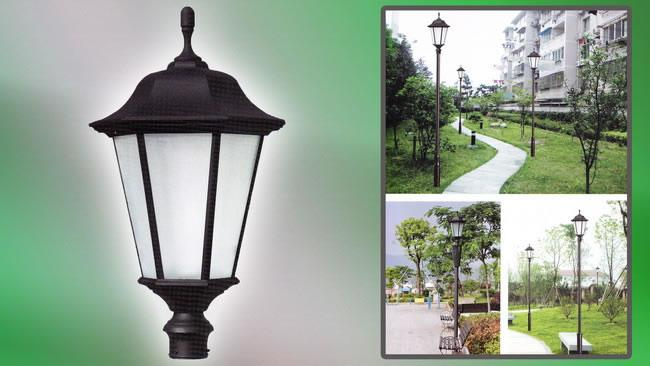 Decorative Street Lights (HALO-SLYM060)