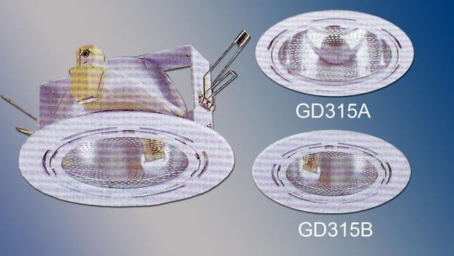 Downlight Recessed (HALO-HM-GD315)