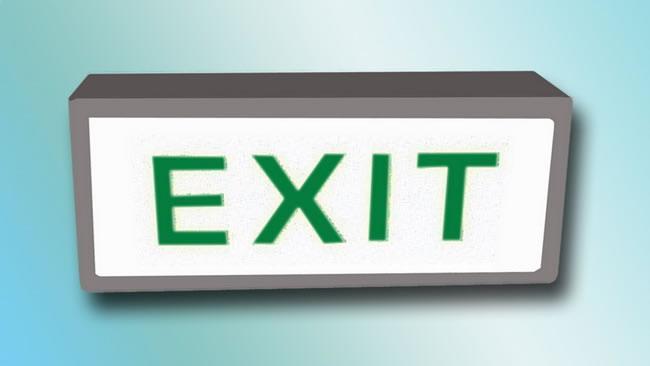 Exit Sign (HALO-ES001)