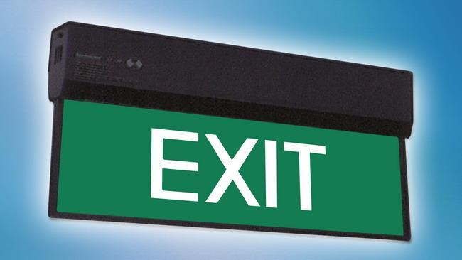 Exit Sign (HALO-ES-003)