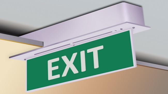 Exit Sign (HALO-ES-004)