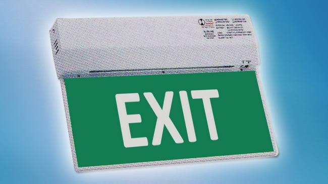 Exit Sign (HALO-LL-ES-032)