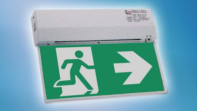 Exit Sign (HALO-LL-ES-031)