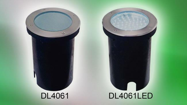 Garden Uplight (HALO-DL4061, DL4161LED & DL4062)