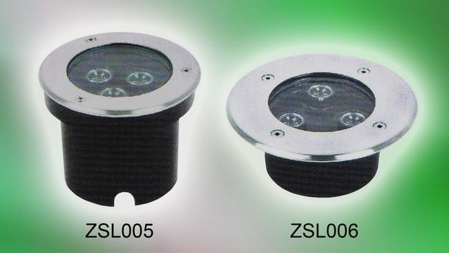 Garden Uplight (HALO-ZSL005 & ZSL006)