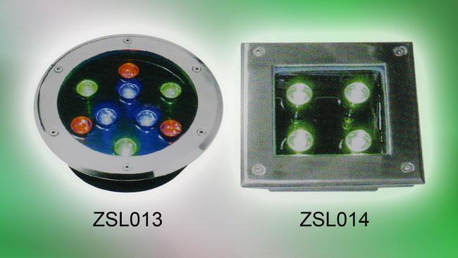 Garden Uplight (HALO-ZSL013 & ZSL014)