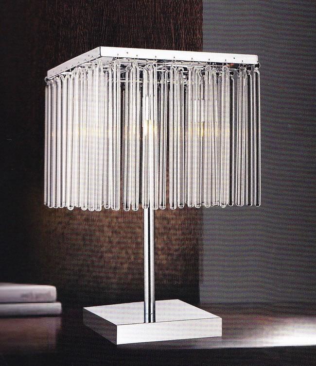 Glaze Table Lamp