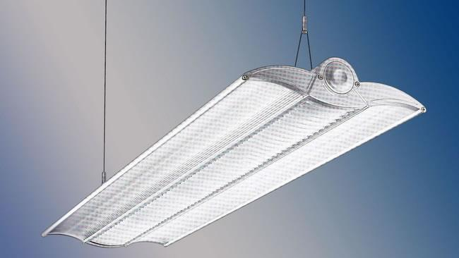 Fluorescent Hanging Lamp (HALO-HL-HZZ)
