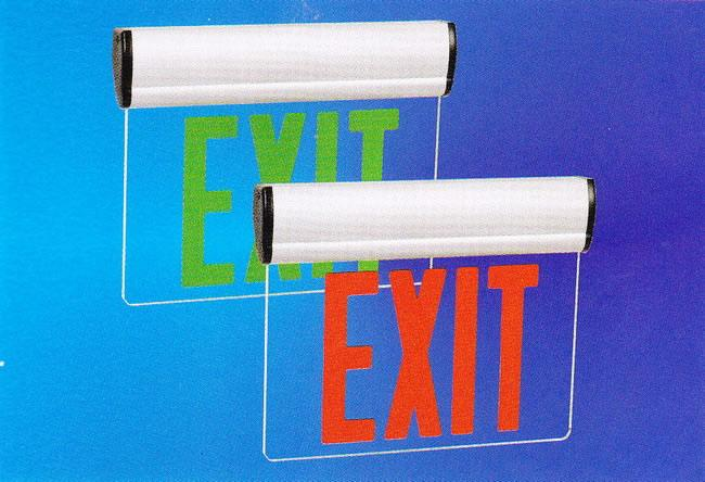 Exit Sign (HALO-LL-JW-022)