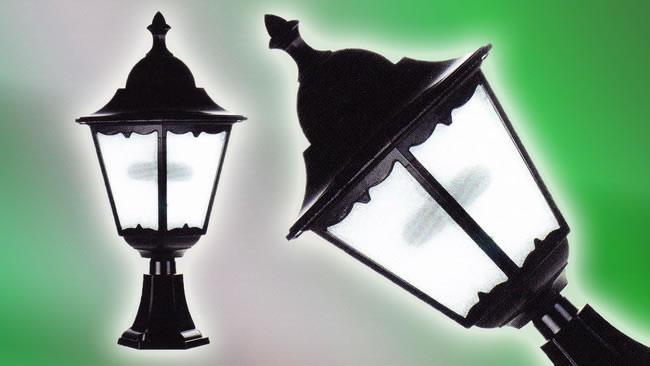 Lamp Post (HALO-LP-036)