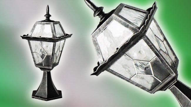 Lamp Post (HALO-LP-3113)
