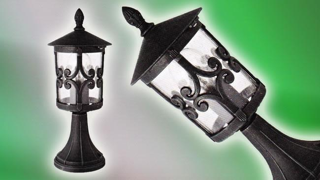 Lamp Post (HALO-LP-3143)