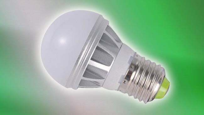LED Globe (HALO-LQP07)