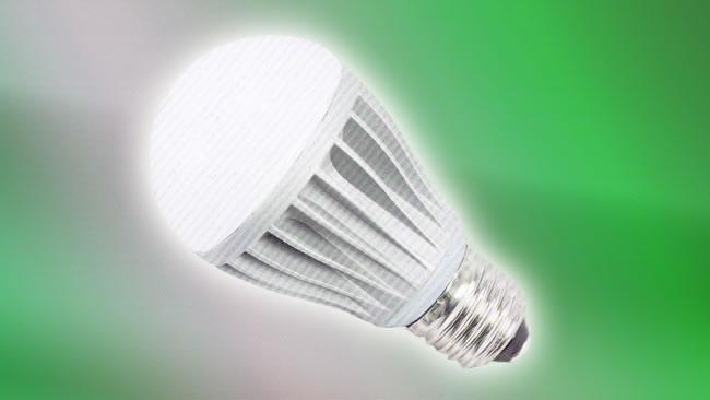 LED Globe (HALO-MIL-001)