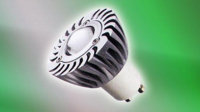 LED GU10 Lamp (HALO-FL-003)