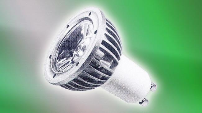 LED GU10 (HALO-FL-009)