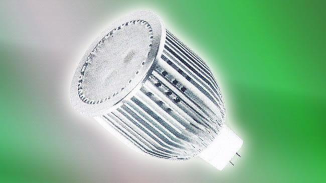 LED GU5.3 Spotlight Series (HALO-FL-011)