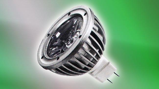 LED GU5.3 Spotlight Series (HALO-FL-012)