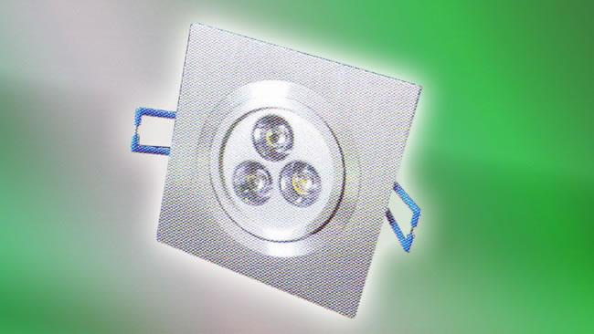LED Recessed Square (HALO-CGX-001)
