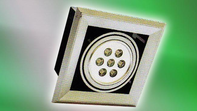 LED Square (HALO-CGX-005)