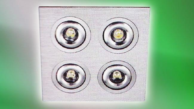 LED Recessed Square Ceiling Light (HALO-LA-004)