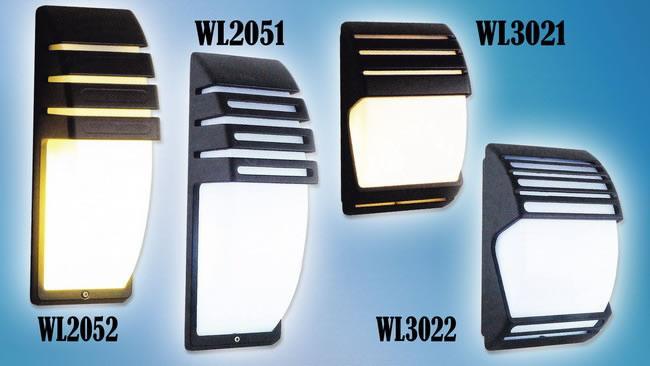 Wall Lamp (HALO-WL-3011 WL-3012 WL-3021 WL-3022)