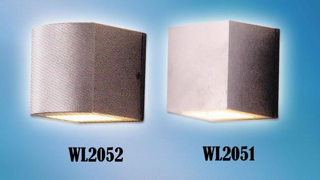 Wall Lamp (HALO-WL-2051, WL-2052)