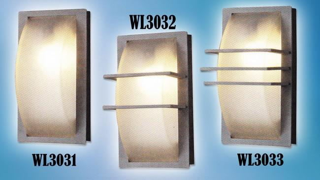 Wall Lamp (HALO-WL-3031 WL-3032 WL-3033)