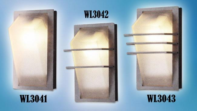 Wall Lamp (HALO-WL-3041 WL-3042 WL-3043)