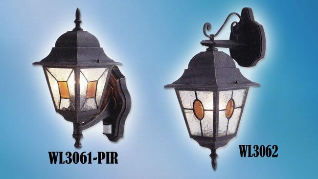 Wall Lamp (HALO-WL-3061-PIR WL-3062)