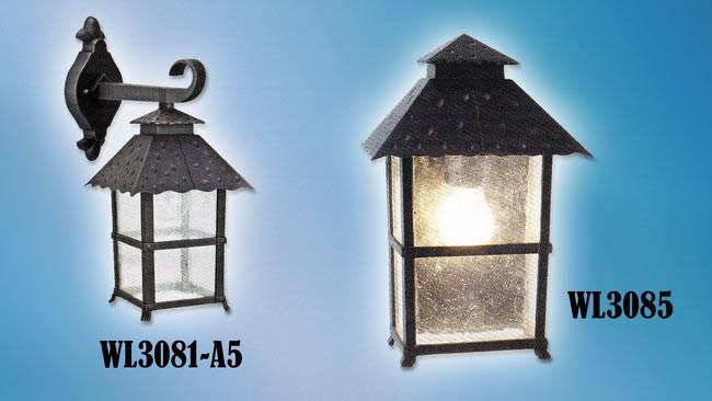 Wall Lamp (HALO-WL-3081-A5 WL-3085)