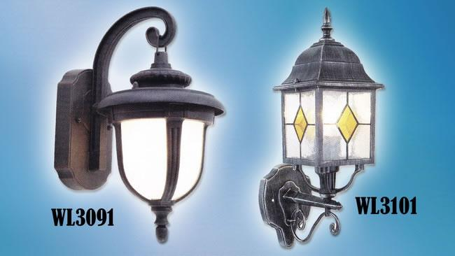 Wall Lamp (HALO-WL-3091S WL-3101)