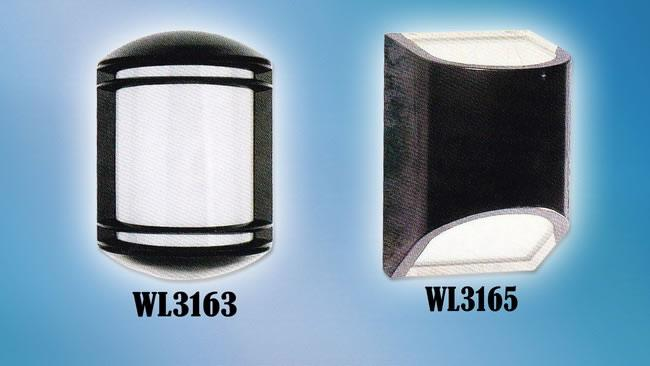 Wall Lamp (HALO-WL-3163 WL-3165)