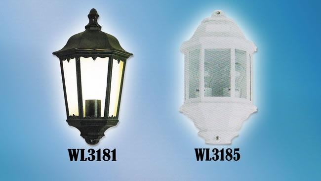 Wall Lamp (HALO-WL-3181 WL-3185)