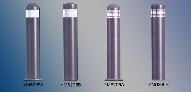 Bollard Garden Light (HALO-YM6205-YM6206)